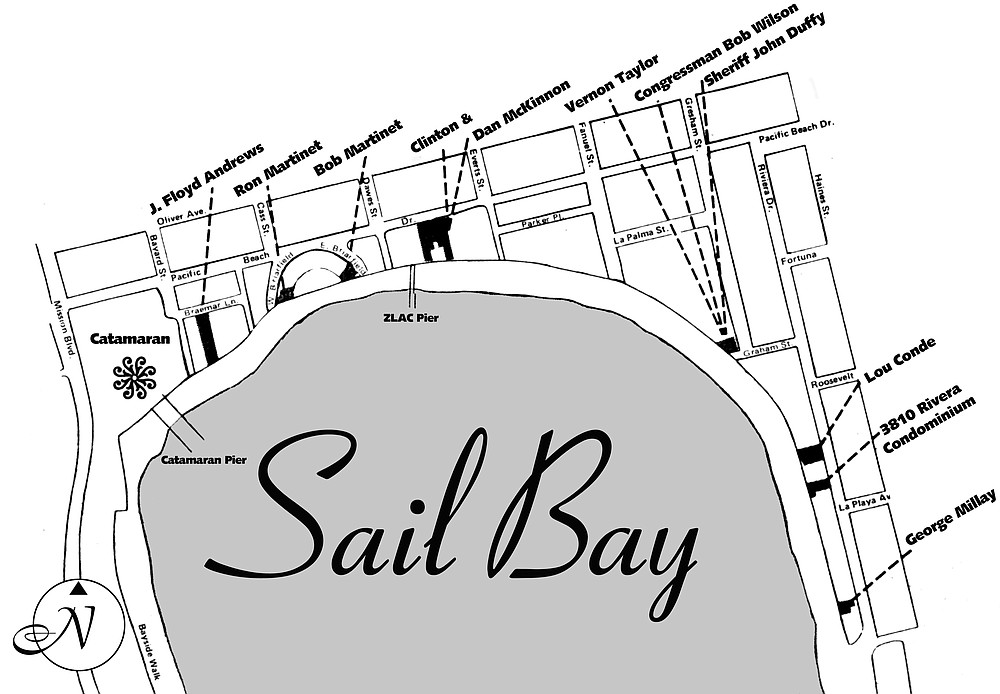 Sail Bay residents