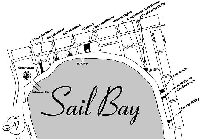 Sail Bay residents