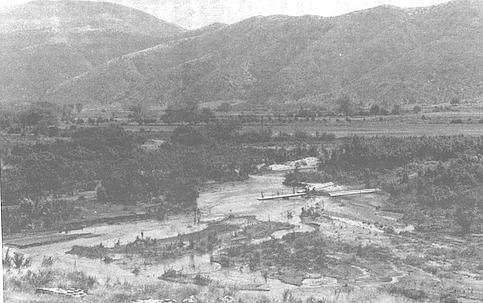 Rio Santo Tomas Valley