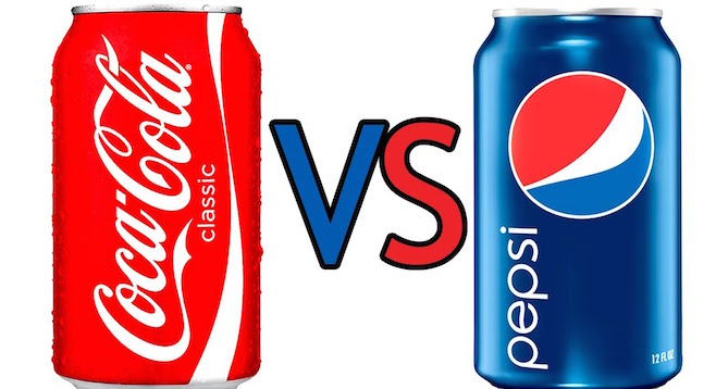 coke vs pepsico Coca-cola and pepsi dominate the $200 billion global soft drink and bottled water manufacturing industry recently, coca-cola has been gaining soda market share, with coke zero sugar and diet coke .
