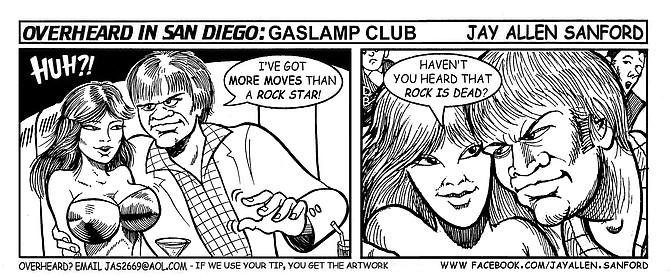 Gaslamp Club