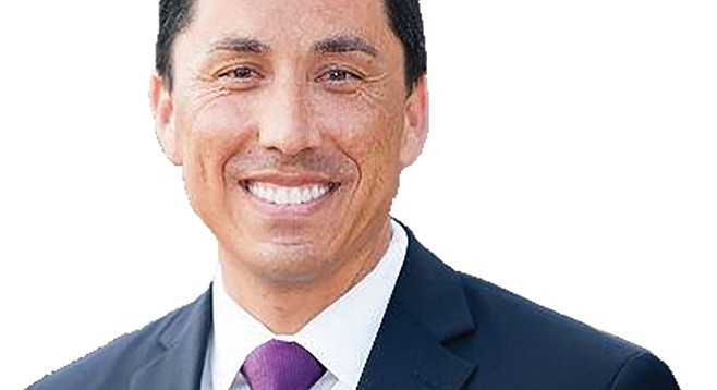 Todd Gloria parts with Assembly-seat campaign funds so Prop K can succeed.