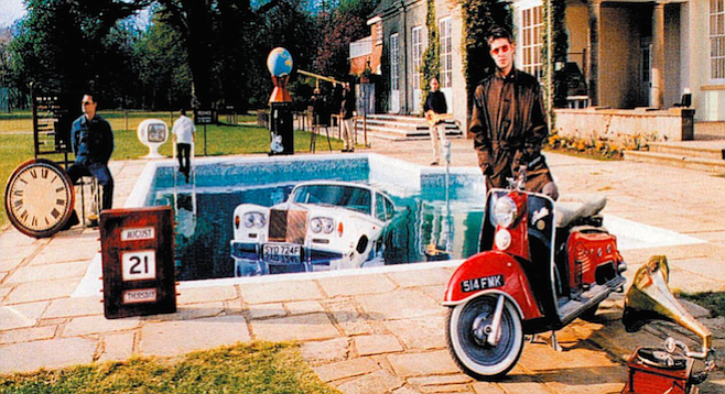 Time has not been kind to Oasis' Be Here Now, savaged by fans, critics, and band members — it has a lot to live down to.