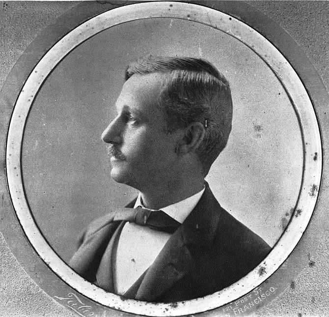 Elisha Babcock, c. 1890