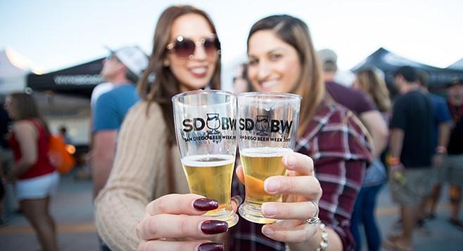 Friday, November 4: Brewer's Guild Festival