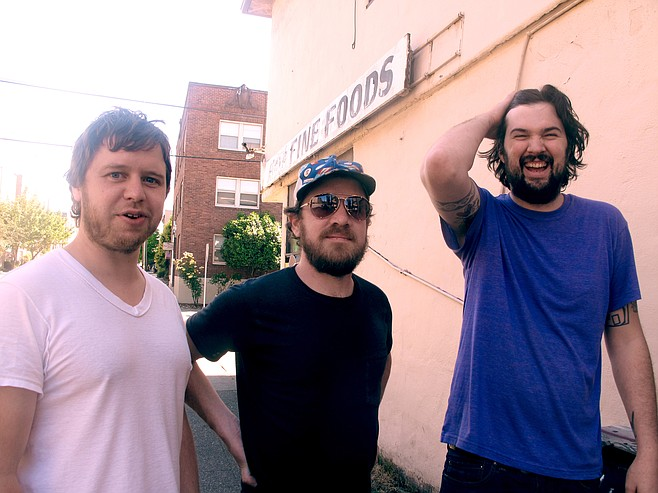 Soda Bar stages indie-folkie Seattle act the Cave Singers on Saturday.