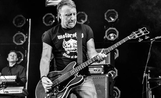 Peter Hook & the Light will play Substance — both Joy Division's and New Order's best-of sets — at House of Blues on Tues.
