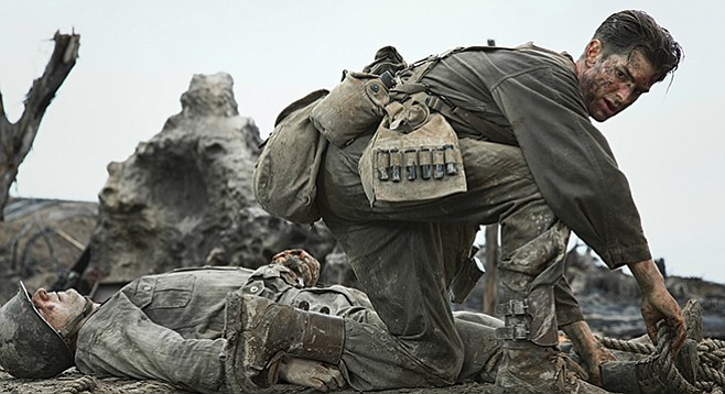 Hacksaw Ridge: Mel Gibson's latest ode to flesh and mud — and faith