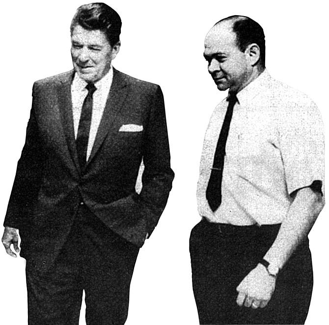 Ronald Reagan, Lyn Nofziger