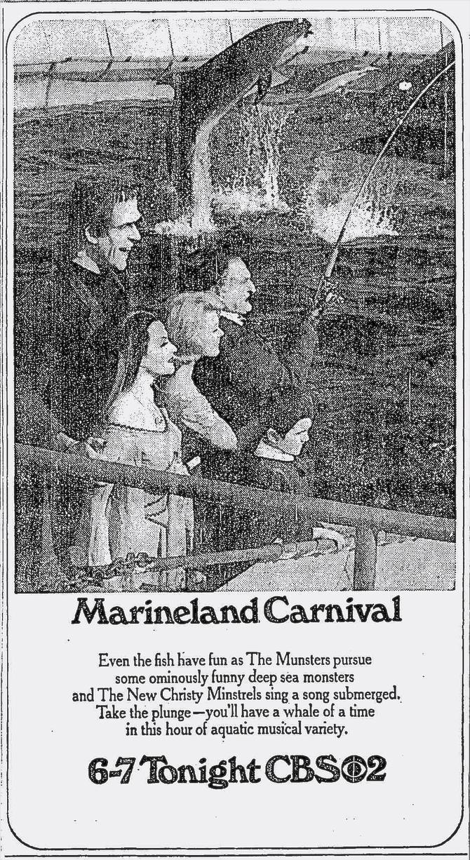 The Chicago Tribune, April 18, 1965.