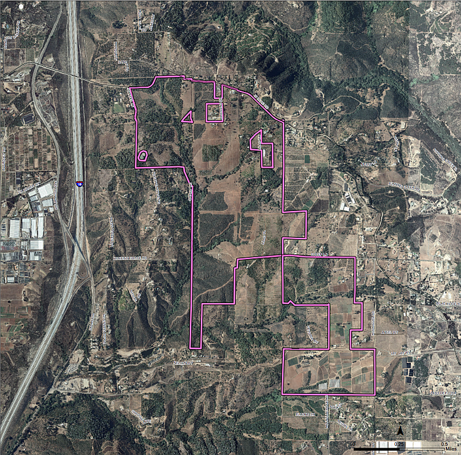 1700 homes planned for Lilac Hills Ranch