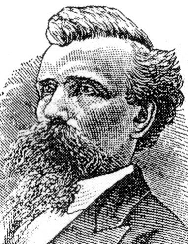 General Datus Coon led attack at Glorietta Bay at Civil War reunion in 1890