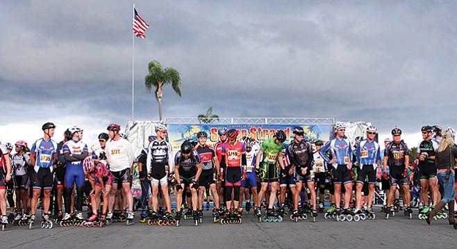Wheels welcome at this year's Silver Strand Half Marathon & 5K, Sunday, November 13