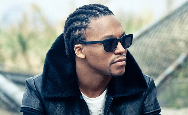 Chicago-based hip-hop hit Lupe Fiasco takes the stage at House of Blues Monday night.
