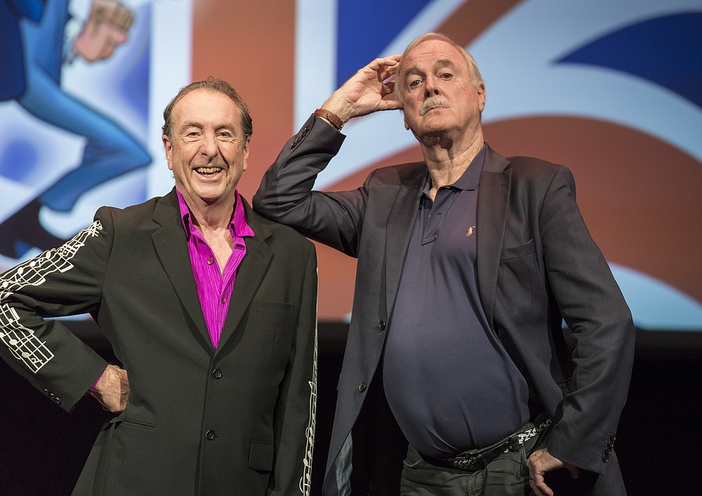 Cleese and Idle
