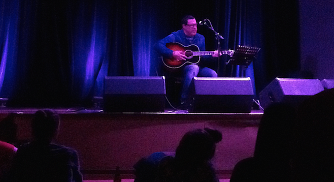 "Damien Jurado: ""I'm not here to give a TED Talk or sermon, I promise you."""