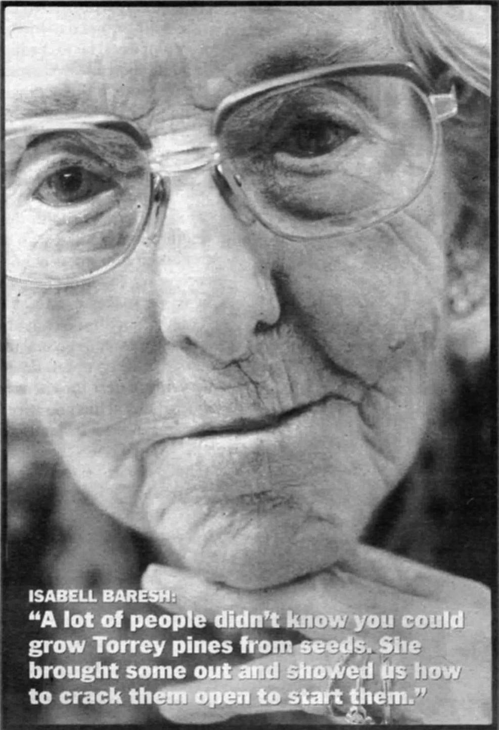 Isabell Baresh
