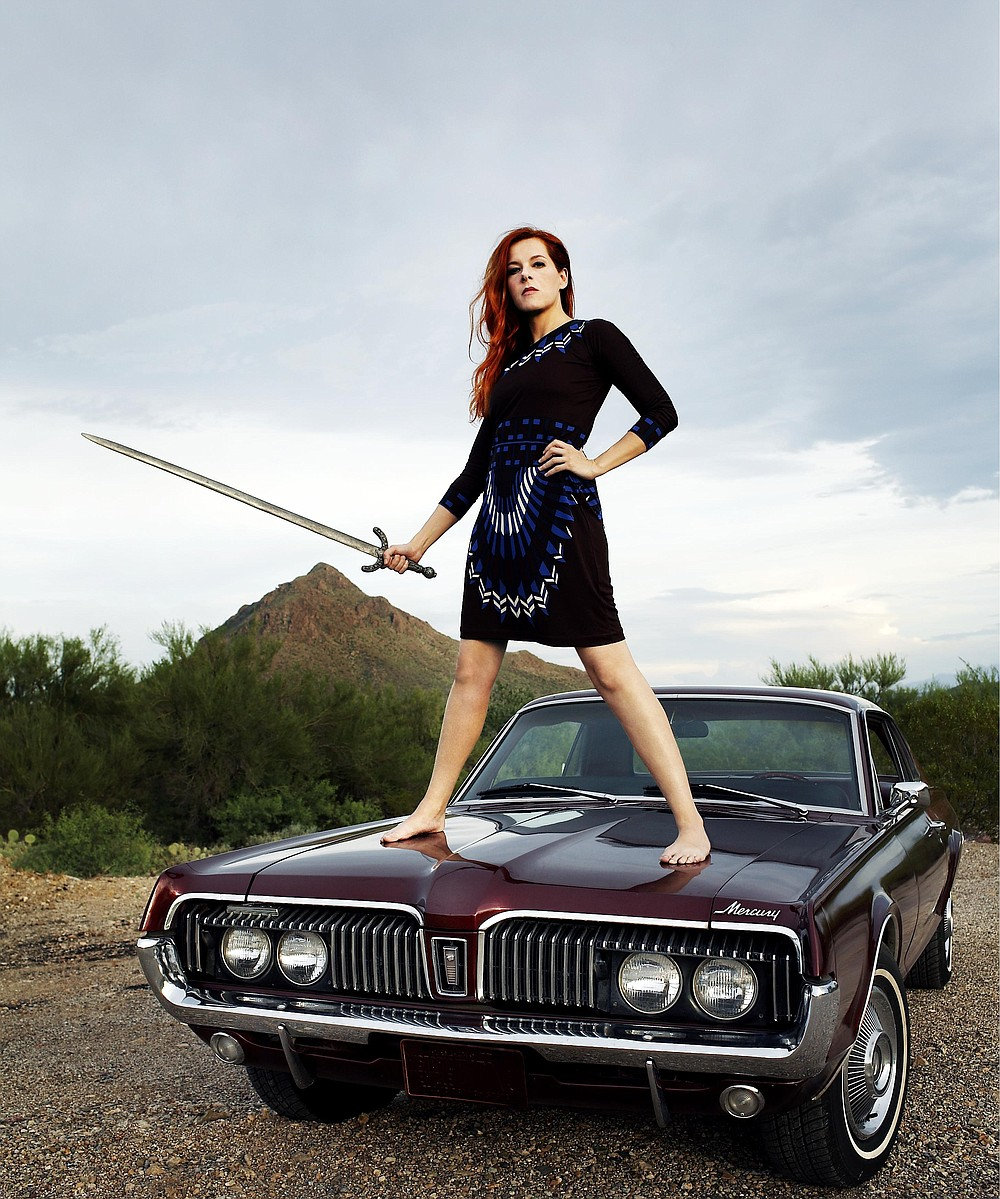 Americana singer/songwriter Neko Case plays Poway Center for the Performing arts on Saturday.