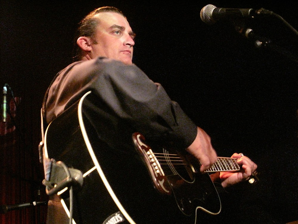 Johnny Cash tribute Cash'd Out brings back the Man in Black at Belly Up on Thanksgiving Eve.