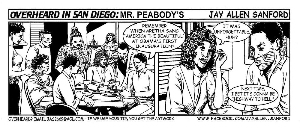 Mr. Peabody's