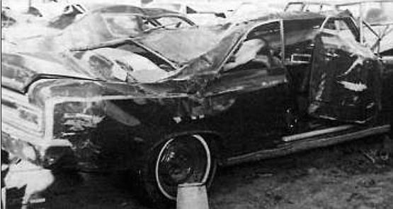Urrea's car in police impound