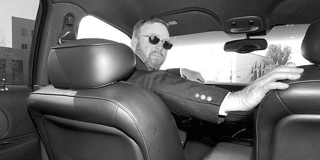 Greg Boss received $2600 in the Presidential limousine settlement.