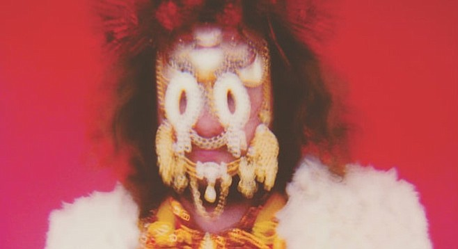 Jim James's Eternally Even is darker with a lo-fi quality of funk and soul.