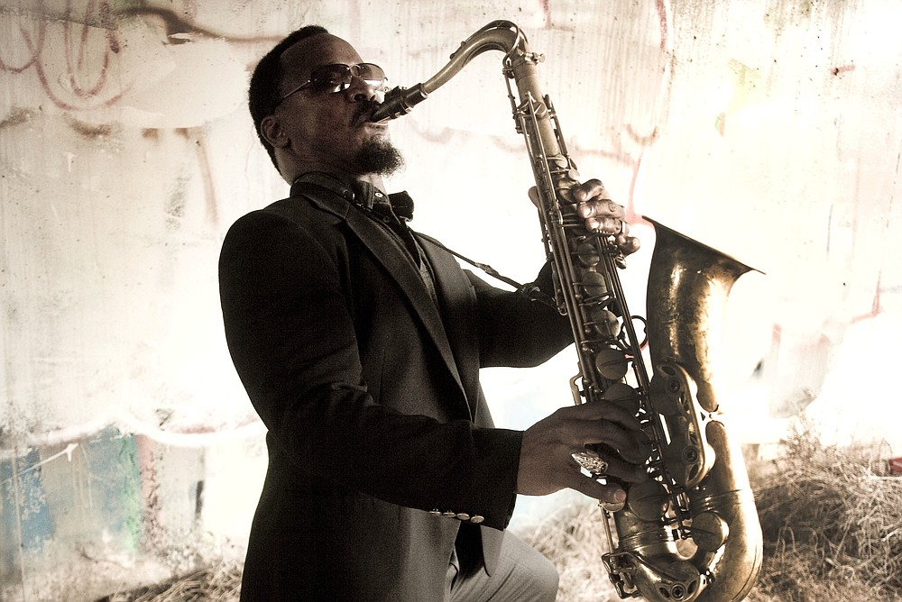 Jazz-funk combo Karl Denson's Tiny Universe hits the Belly Up stage on Friday night!