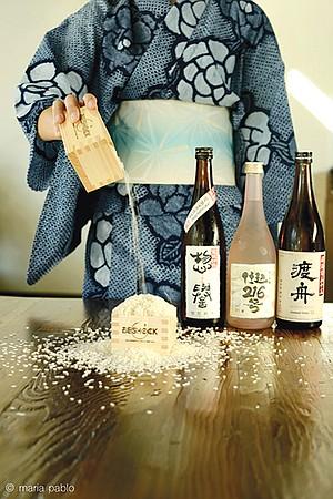 Ayaka Ito Beshock Sake Master