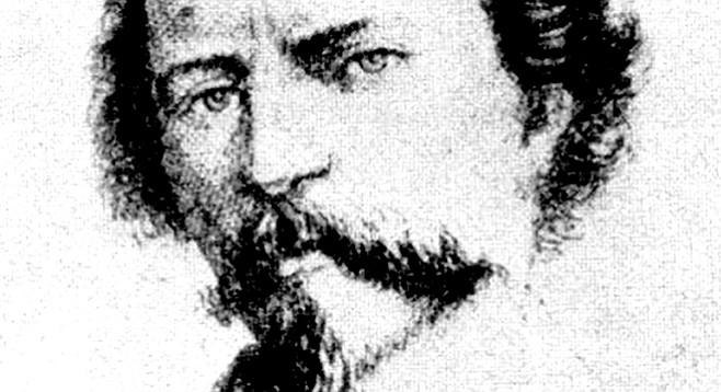 Count Gaston de Raousset-Boulbon