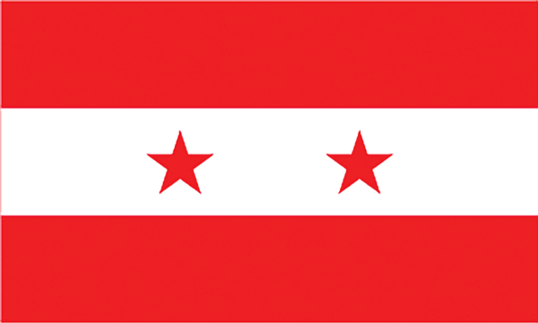Flag of the Republic of Lower California