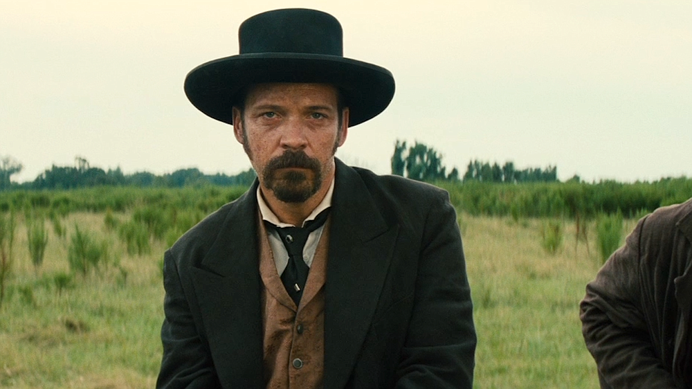 Sarsgaard wasn't happy with the final cut of The Magnificent Seven.