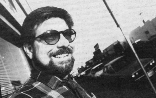 """Frank Gormlie who helped establish the OB Rag had ended up in one of Herbert Marcuse's UCSD philosophy classes. He later became one of the """"UCSD 21,"""" who were arrested in May of 1970."""