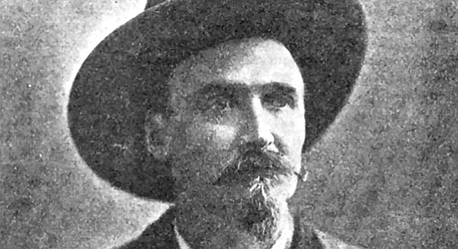 Captain John F. Janes