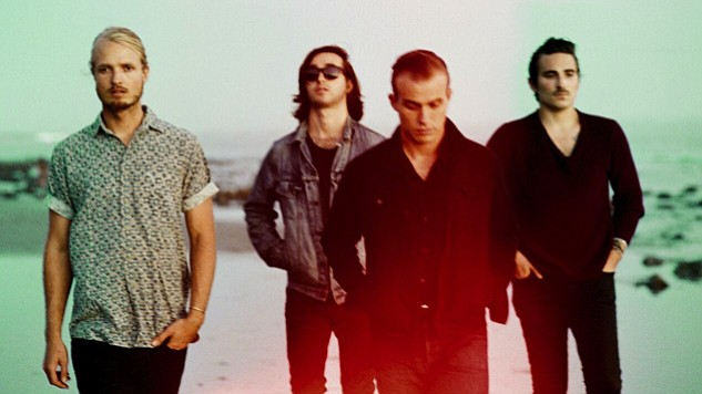L.A. roots-rock band the Shelters will headline sets at Casbah on Tuesday.