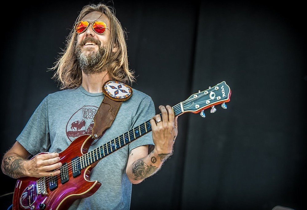 Psychedelic blues-rock band Chris Robinson Brotherhood will play the Observatory stage on Friday.