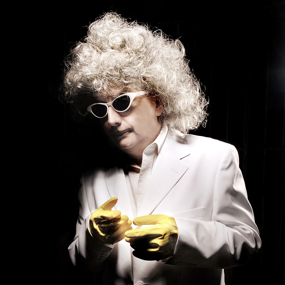 Gary Wilson will be keeping Christmas weird at Casbah's Anti-Monday concert this week.