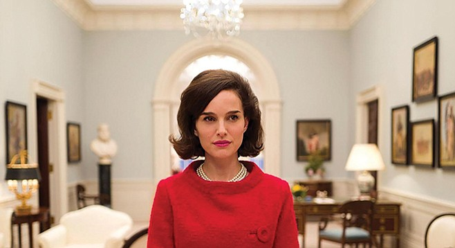 Jackie: Pablo Larraín directs Natalie Portman as the First Widow.