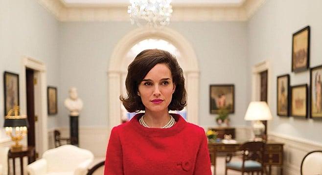Jackie: Pablo Larraín directs Natalie Portman as the First Widow.