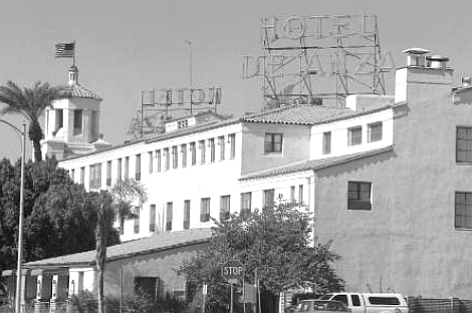 Fifteen minutes ago, a bit after 2:30, they started driving north from the grand, desert-white De Anza Hotel in Calexico, California, four and a half blocks from the Mexican border.