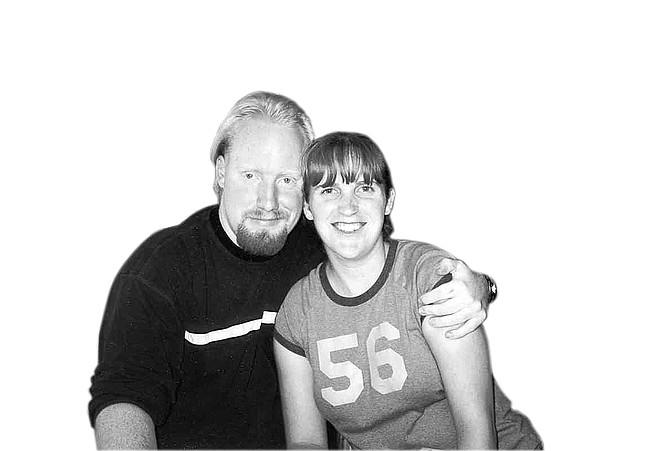 John Beaver and Deanna Johnson