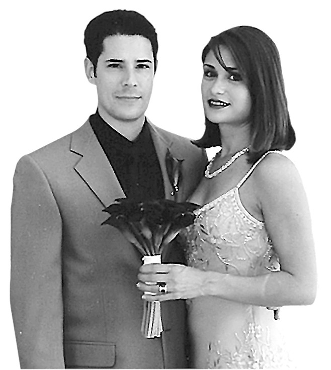 Mr. and Mrs. Rich Toscano