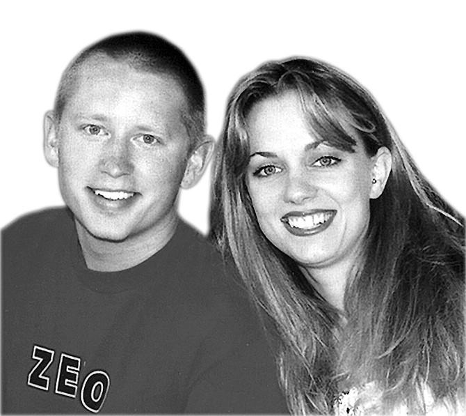 Desiree Slane and Jeff Klassen