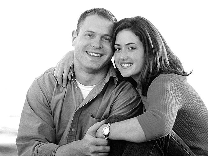Scott and Leslie