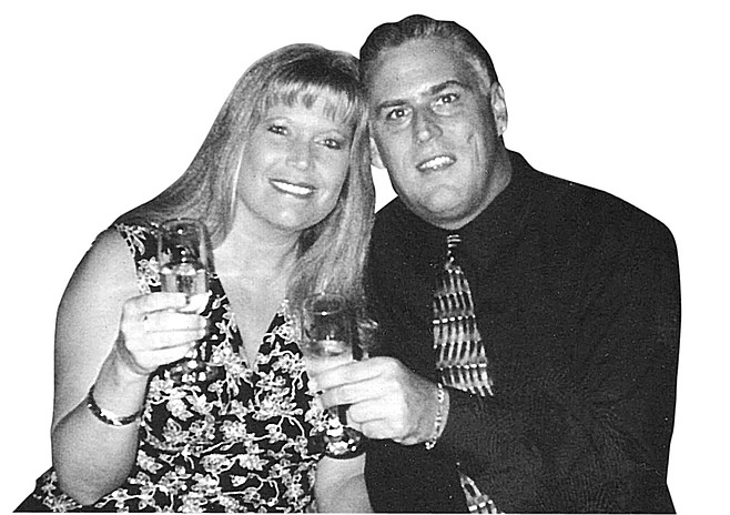 Michelle Taylor and Paul Galkoski