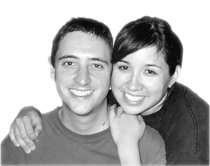 Matthew Lyons and Kristina McDonald