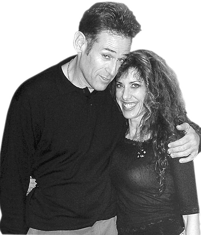 Mimi Grifkin and Steve Rasky