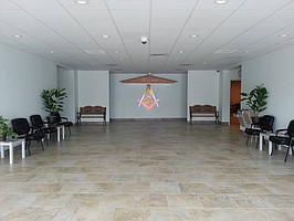 Our new welcome center