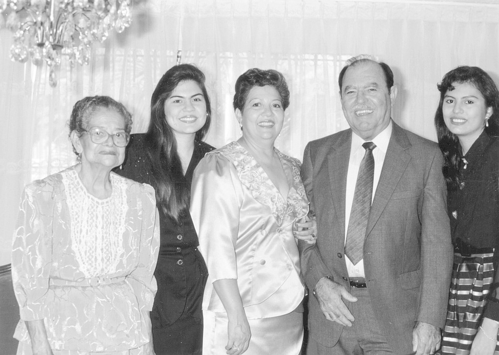 Manual Rodríguez-López and family. Rodríguez-López was not a known entity in either the La Paz or Ensenada area at all. He came out of nowhere and spent millions of dollars buying ships and outfitting ships.