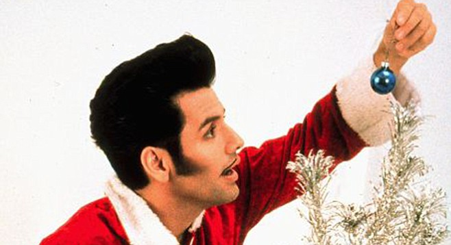 It'll be a very rock-roll Christmas at Casbah Friday night, when the El Vez revue takes the Middletown stage.